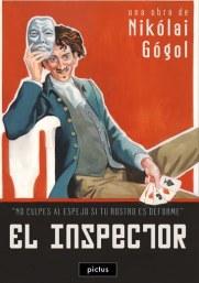 EL INSPECTOR, Nikolái Gógol. Ed. Pictus